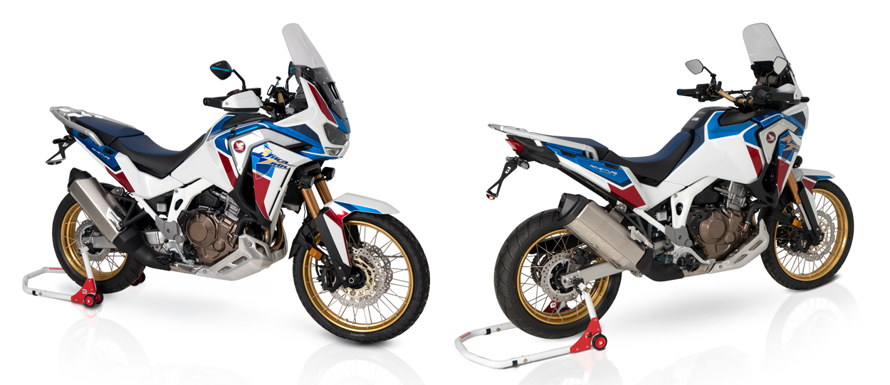 Africa Twin 20-21