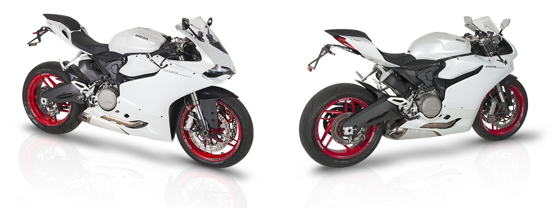 Panigale 12-17 (1199 - 1299 - 899 - 959)