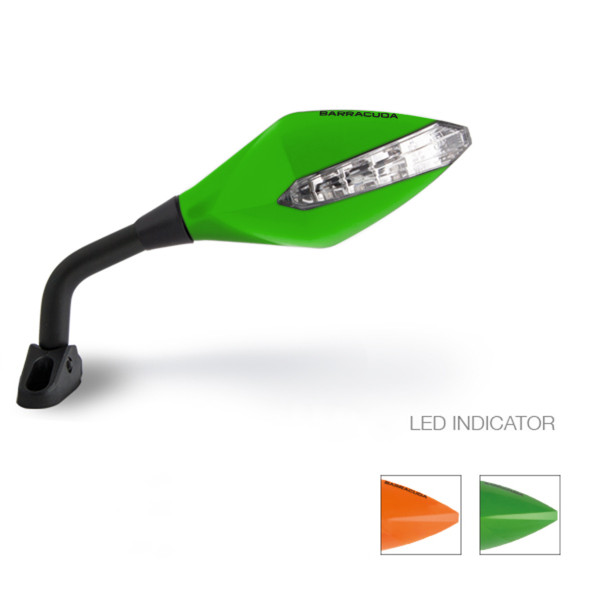 Oglinzi RACE cu semnalizatoare LED