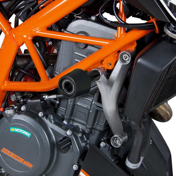KIT PROTECTII MOTOR KTM DUKE 390